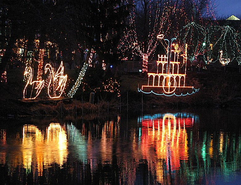 Zoo Lighting Festivals From Family Christmas Online