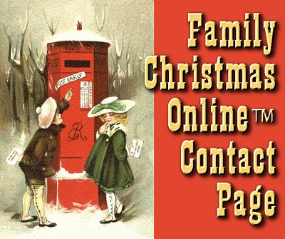Family Christmas Online(tm) Contact Page