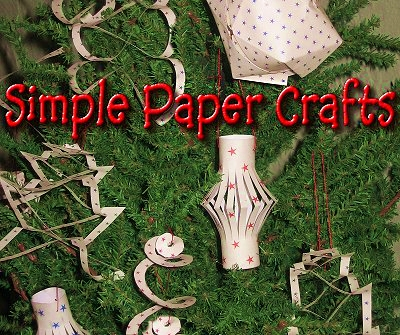Craft Ideas Online on Simple Paper Crafts Title Jpg