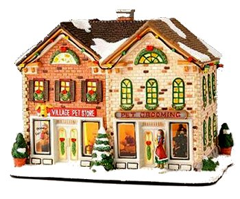 A Brief History Of Christmas Villages From Family