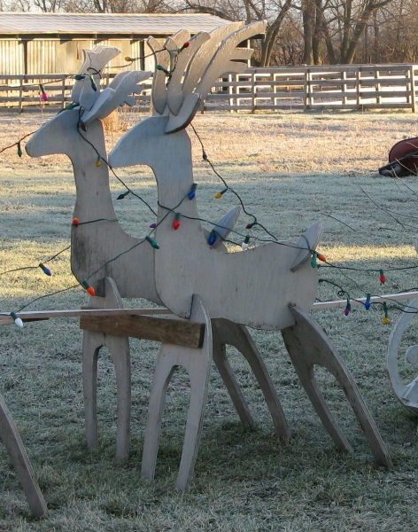 Woodworking beginner: This is Woodworking plans reindeer