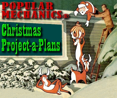 Popular mechanics christmas project a plans from family during the 1960s popular mechanics designers raised the bar for home solutioingenieria
