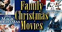 Family Christmas Movies, including DVD and downloadable videos