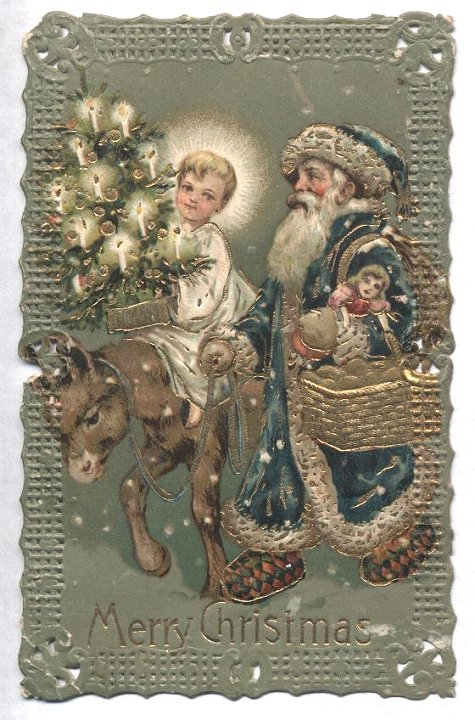 Why Our Culture Needs Santa Claus And The Easter Bunny