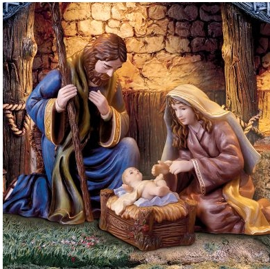 Nativity Sets, from Family Christmas Online™