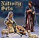 Click to see classic nativity sets, including collections from world-known designers.