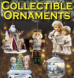 Click here to see limited edition collector ornaments by world-class artists and designers.