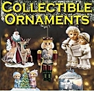 Click to see collectible Christmas ornaments by world-known designers.