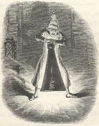 A Christmas Carol, Stave 2 Full Text
