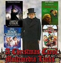 Click to see the page for Dickens' Christmas Carol and Related Movies.