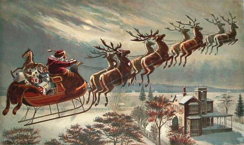 Names Of Reindeers New Calendar Template Site