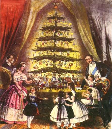 Brief History of Christmas Trees from Family Christmas Online SE8vN8Nf
